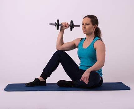 Ćwiczenia akcesoryjne – popraw swoje słabe ogniwa